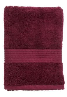 Håndkle 50x100cm myk kvalitetsfrotte