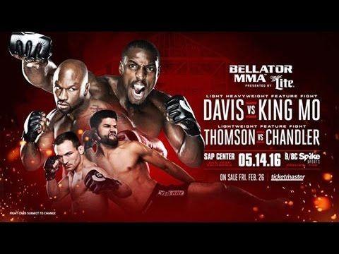 "5 Reasons Bellator Fighter Muhammed ""King Mo"" Lawal Believes He Will Bea..."