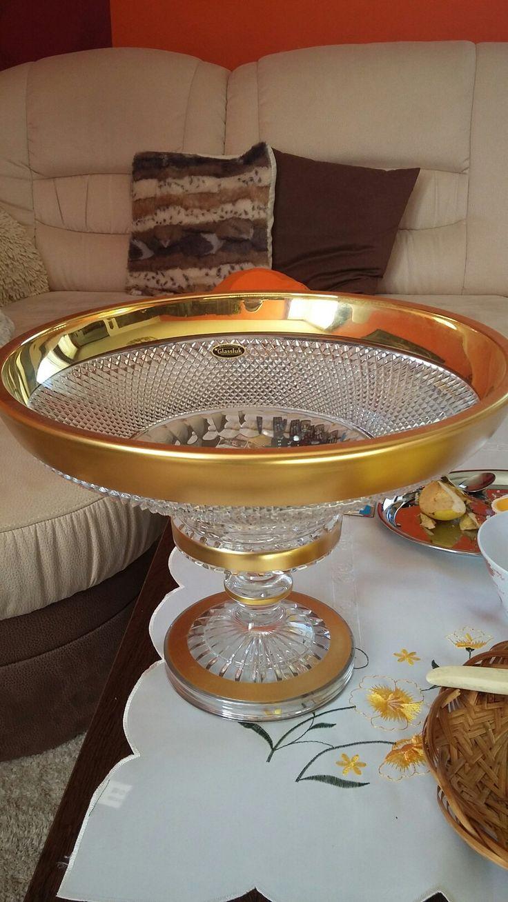 Glassluk Bohemia crystal