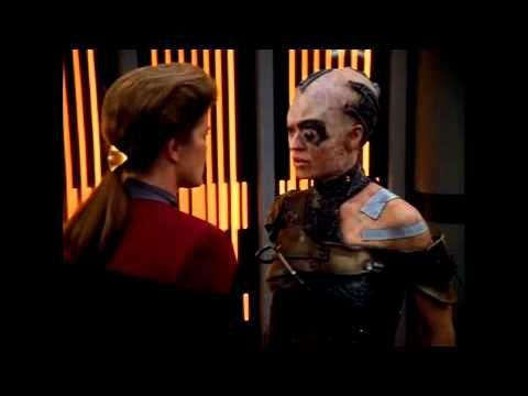 Star Trek Voyager's Lightest  Moments