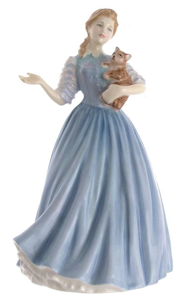 royal doulton | Royal Doulton Classics Linda figurine Michael Doulton Exclusive HN4450 ...