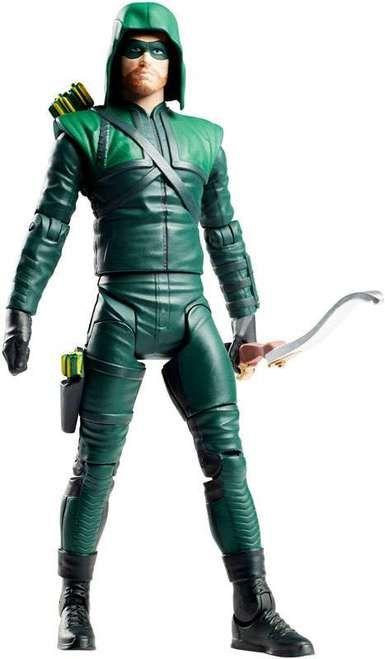 DC Comics Arrow TV Series Multiverse The Arrow Action Figure [Justice Buster]