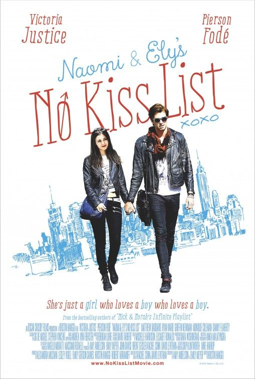 Click to View Extra Large Poster Image for Naomi and Ely's No Kiss List