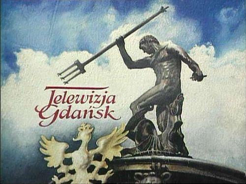 Postcard from Gdańsk, 80s.