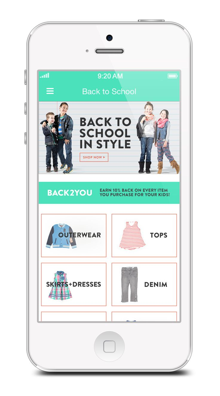It can get very expensive Keeping Up With The Kardashian kids and their hip kids clothes! So what do everyday moms and dads do, who also want to dress their kids in the latest chic fashion? Good news, there are apps for that, too! Best Kids Clothes Apps For bargain shoppers who love the simplicity... Read More