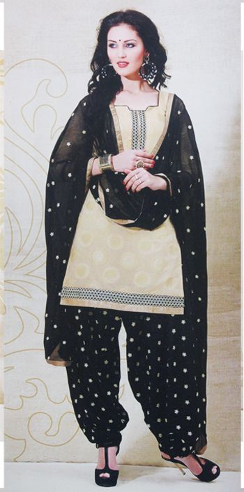 This is 100% cotton beautiful embroiderd at the neck and bottom aline half sleeve kurta comes with beautiful patyala with georgette dupatta... http://cherishmaternity.com/festive_catalog.html