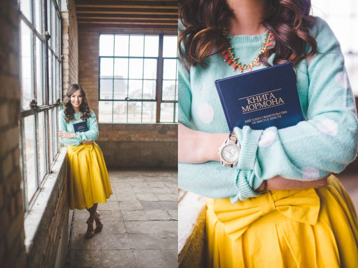 Sister Johnson | Cache Valley Missionary Pictures | Kylee Ann Photography | Logan Utah Wedding Photographer