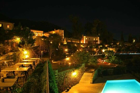 Kinsterna Hotel, overview