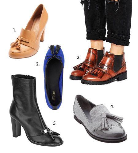 29 best images about tendances chaussures a h 2015 2016 on pinterest. Black Bedroom Furniture Sets. Home Design Ideas