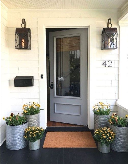 Top 25 Ways to Create a Relaxing Porch