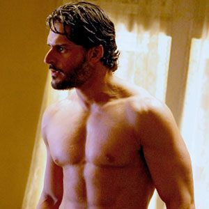 "The hottest werewolf of all time...from ""True Blood"" Joe Mangiello"