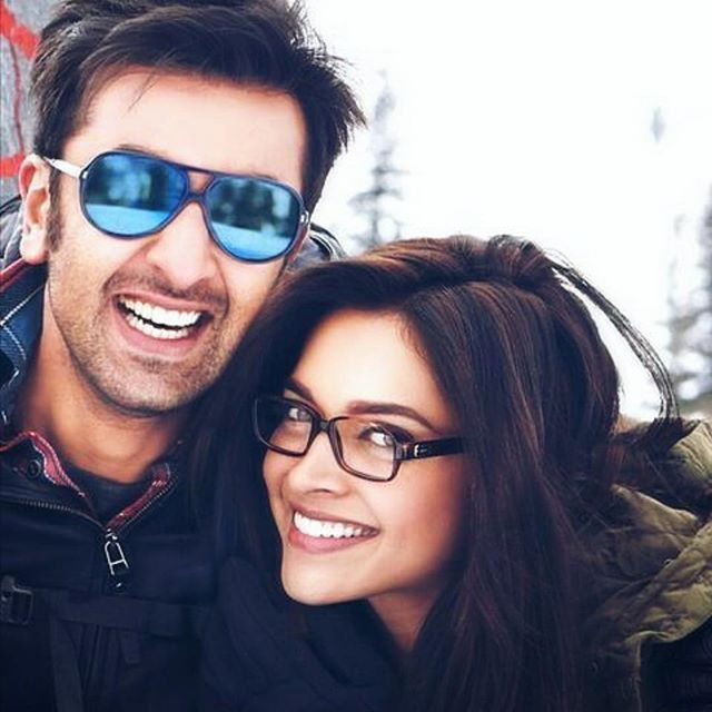 Absolutely love this photo | #deepikapadukone #deepika #padukone #bollywood #ranbirkapoor #yjhd  @ranbirdeepi | Bunny & Chashmish
