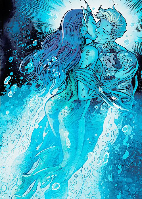 Mera screenshots, images and pictures - Comic Vine