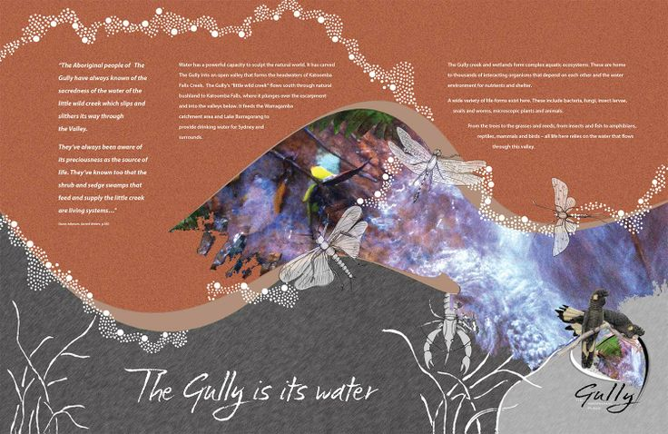 The Gully was declared an Aboriginal Place on 18 May 2002.  Read more: http://www.creativespirits.info/australia/new-south-wales/katoomba/the-gully-catalina-park#ixzz2vzexn5Gu