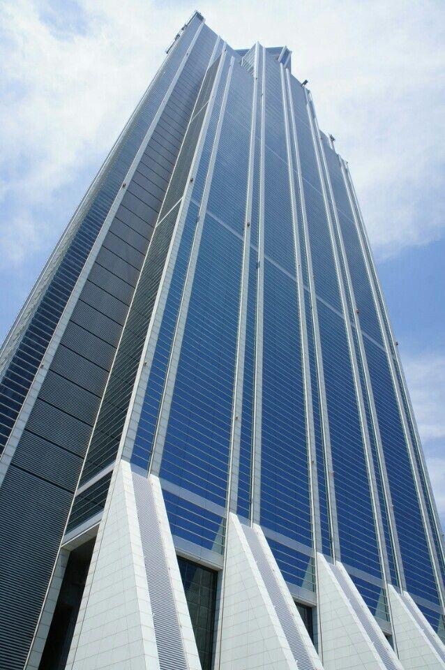 大阪府咲洲庁舎 コスモタワー (COSMO TOWER) à 大阪府