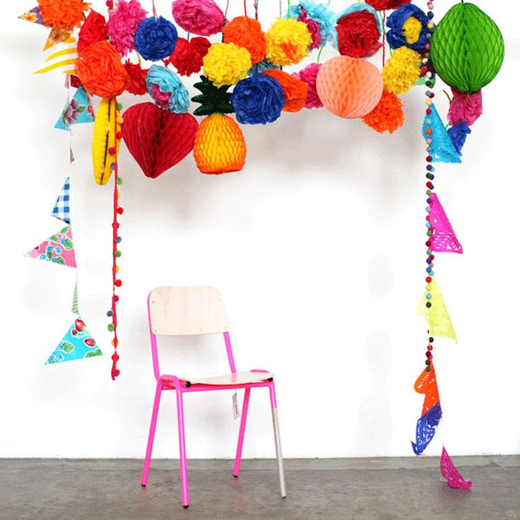 birthday fiesta or cinco de mayo decor