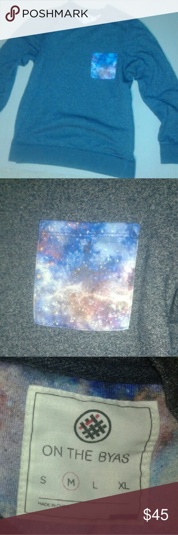 Dope Universe Sweater Dope and in great shape on the byas Sweaters