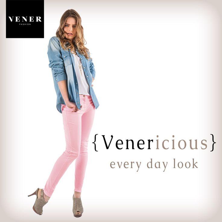 Venericious σημαίνει καθημερινό look πάντα με style!   #casual #summerlook #vener #venericious