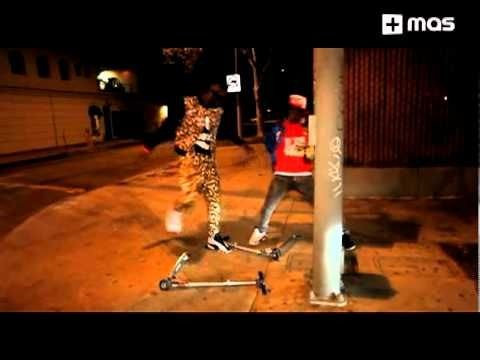 Chris Brown FeatBenny Benassi - Beautiful People(Official Video)