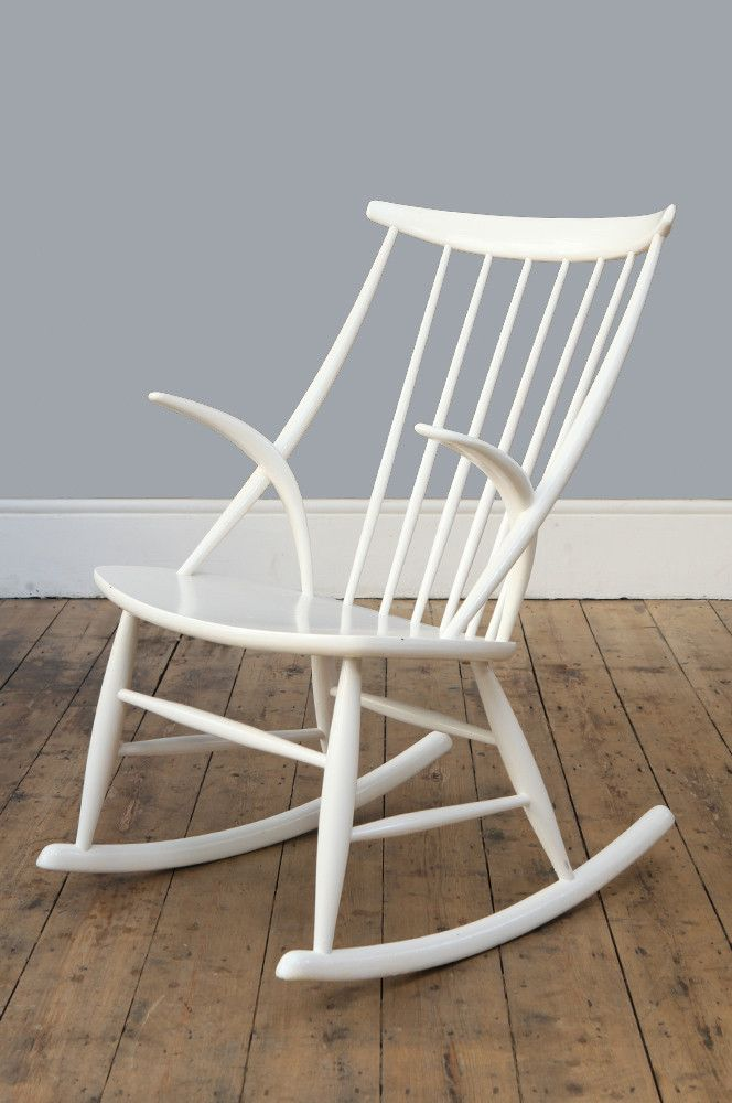 Iconic Illum Wikkelso Rocking Chair – Forest London
