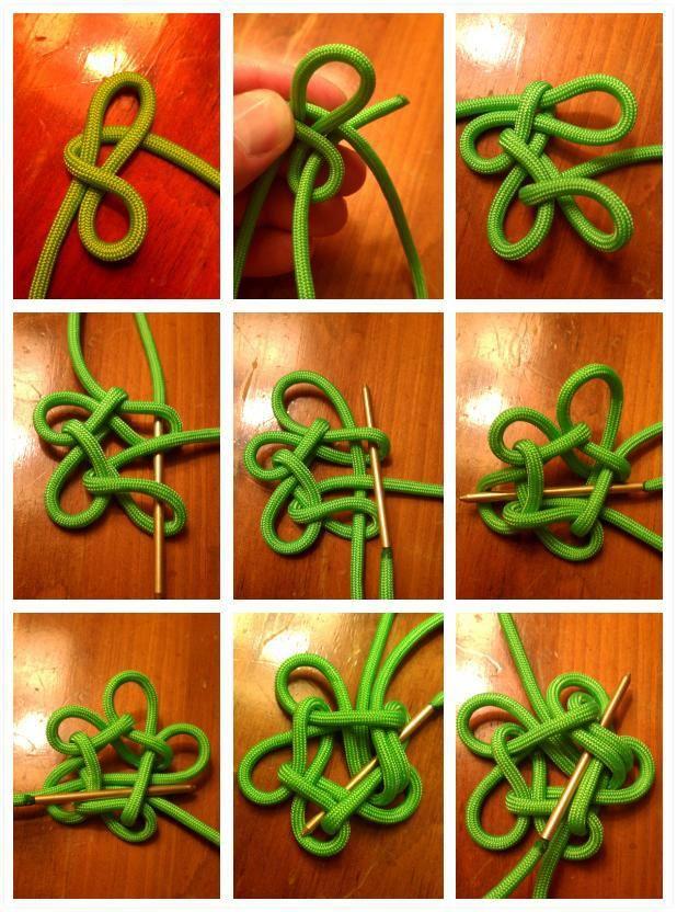 decorative knots instructions - 618×832