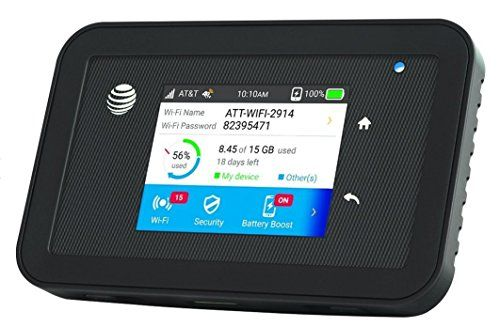 Netgear Unite Explore 815S 4G LTE Mobile Wifi Rugged Hotspot - (AT&T)  http://topcellulardeals.com/product/netgear-unite-explore-815s-4g-lte-mobile-wifi-rugged-hotspot-att/  This Device is AT&T and will work only with an AT&T Data Sim card (Sim Card Not Included) Durability: IP65 and MIL-STD-810G protection Easily connect up to 15 Wi-Fi devices with Guest Passcode Access