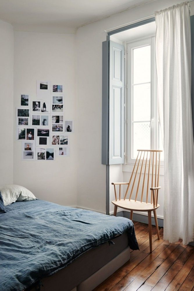 Chaise demoiselle dans cet chambre vintage home-tour-vintage-kinfolk-chambre-chaise-demoiselle-mademoiselle-claudine
