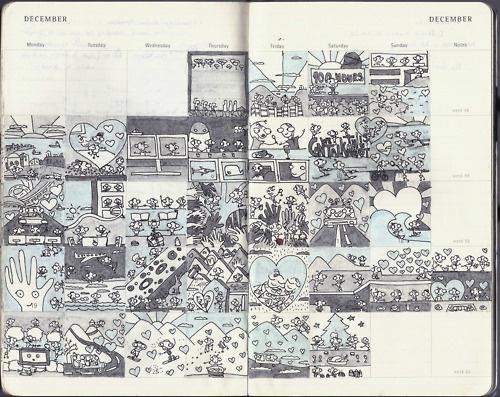 everyday art: Memories Moleskine, Tiny Memories, 3Cloud Memories, Visual Diaries, Moleskine Month, Moleskine Art Inspiration, Moleskine Aficionado, Planners Diaries, Month Planners