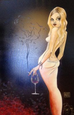 Beneath It All by Todd White - #wine