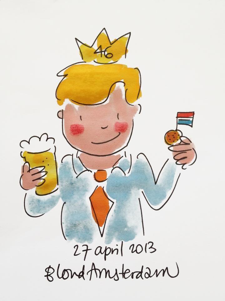 Koning Willem Alexander...