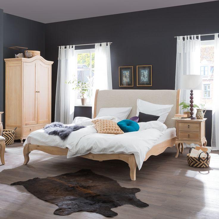 ber ideen zu bett wei 180x200 auf pinterest vorhang kopfende wohnheim farbschemata. Black Bedroom Furniture Sets. Home Design Ideas