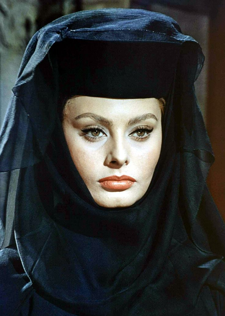 Sophia Loren - El Cid. Why is this phenomenal movie so rarely aired in the US?