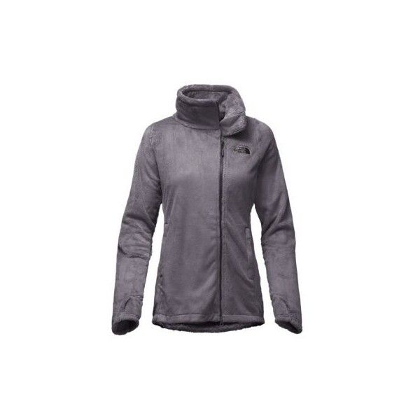 The North Face Women's Osito Parka Coat ($72) ❤ liked on Polyvore featuring outerwear, coats, rabbit grey, grey coats, the north face® coats, gray coat, parka coat and grey parka coat