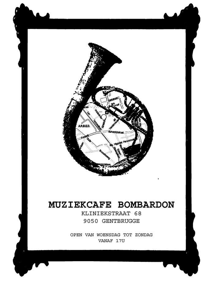 Geopend sinds vrijdag 11 oktober aan de Kliniekstraat in Gentbrugge. Je vindt in dit café een vleugelpiano, maar er is ook plaats voor live muziek en een uitgebreide bierkaart. Er worden vinylplate...