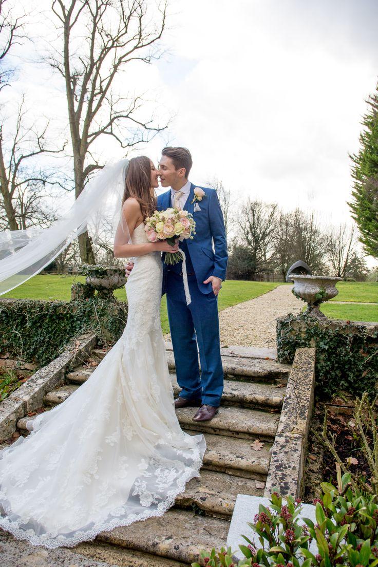 #thehitchcockwedding #bride #groom #vintagewedding #laceweddingdress