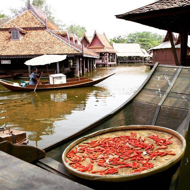 Ancient city #bangkok #mathailande #thailand #floatingmarket