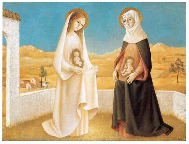 Poema para despedir el mes de mayo, mes de María, por Francisco Vaquerizo