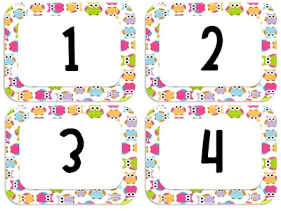 owl Owl air  shoes running cute   and ltd max Owl Numbers   Classroom   casual Cubbies  numbers