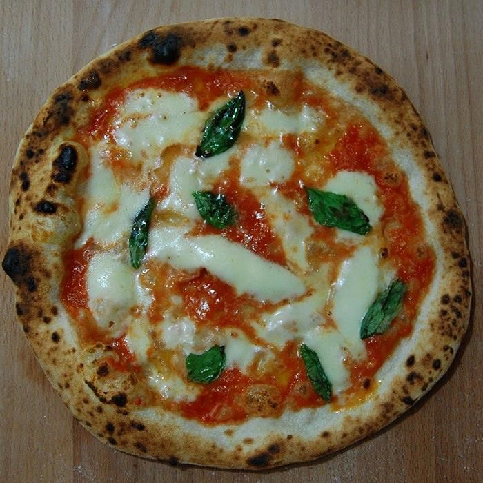"The Queen ""Pizza Margherita""!"