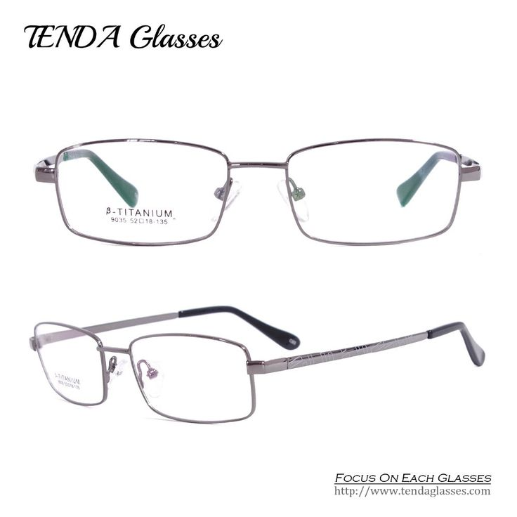 Men Eyewear Flexible Titanium Eyeglass Frames Progressive Multifocal Glasses Monturas De Gafas