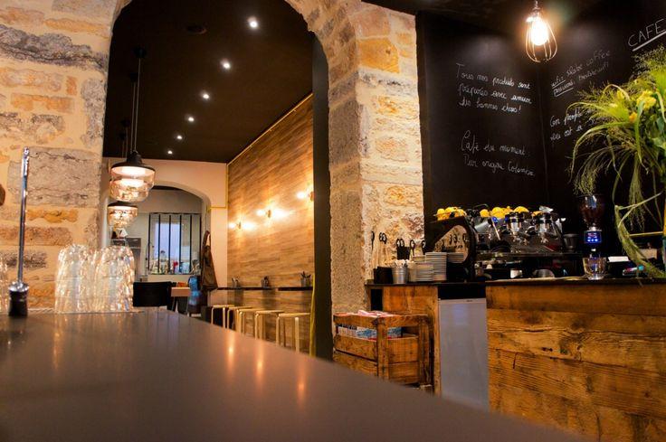 Drink: Slake Coffee House - Lyon, France