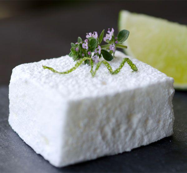 Pisco Sour Cocktail Marshmallow