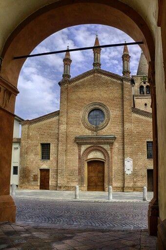 Chiesa di S. Bartolomeo - Busseto - Italy