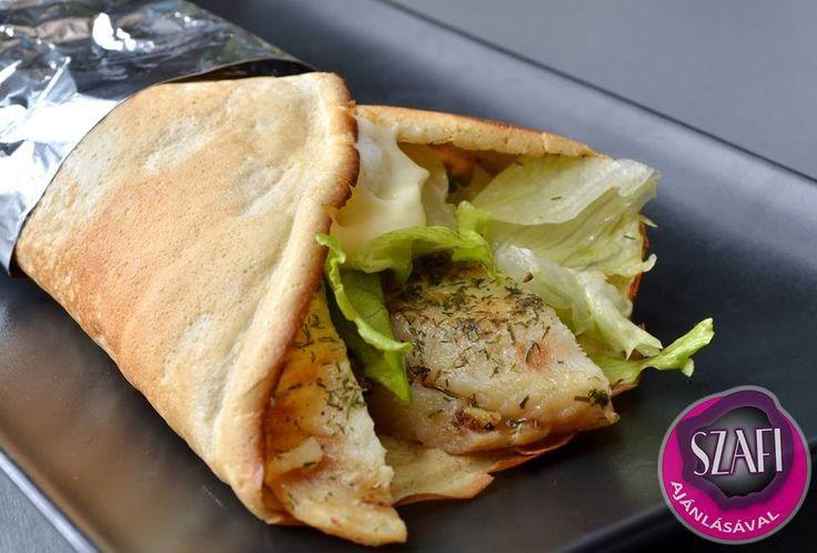 Kesudió vagy mandula palacsinta / tortilla (paleo palacsinta és tortilla recept) ~ Éhezésmentes Karcsúság Szafival