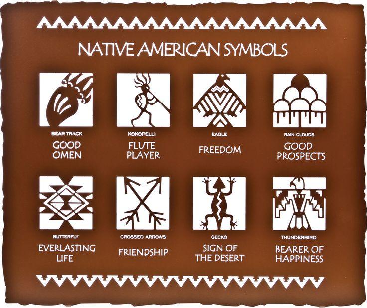 Winter Native American Symbol