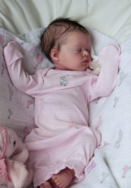 New Full Body Coco Natalie Blick LE by By Humble Hearts Nursery - Reborn Baby Doll