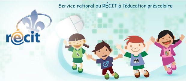 Applications pour les classes de maternelle  - Service national du RÉCIT à l'éducation préscolaire