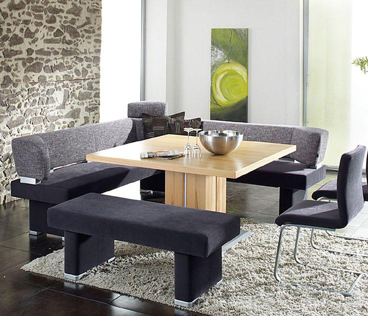Henry Dining Bench Set Image 2 Medium Sized Lounge