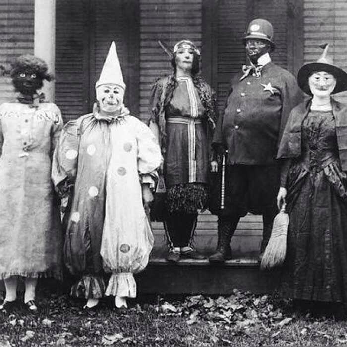 Halloween 1900s
