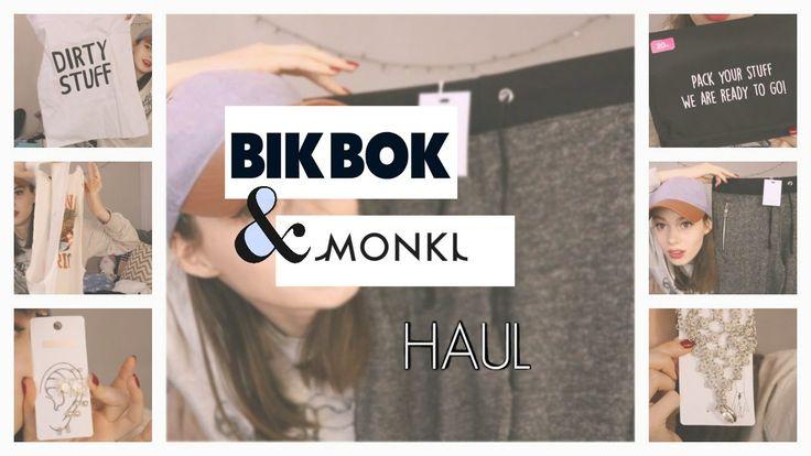 Bik Bok & Monki HAUL | Sibifi